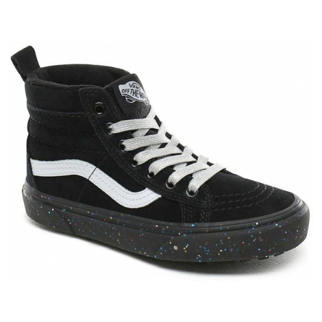 shoes Vans Sk8-Hi MTE - MTE/Glitter Sidewall/Black - unisex junior