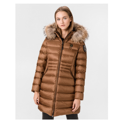 Blauer Evelyn Coat Brown