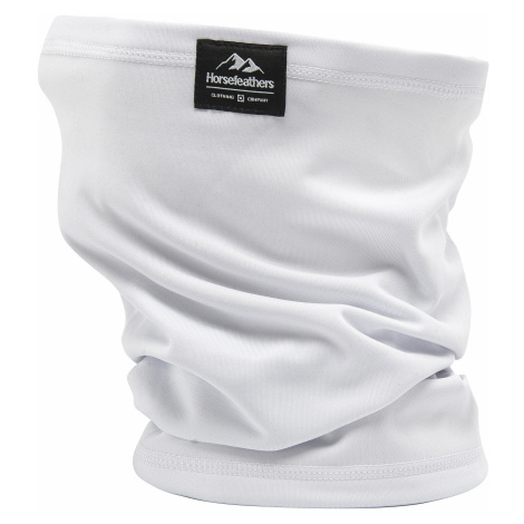 cravat Horsefeathers Neck Warmer - White - men´s