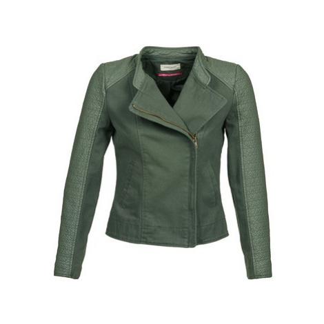 Naf Naf DANIEL women's Jacket in Green