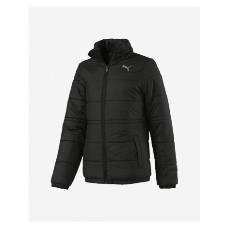 Puma Kids Jacket Black