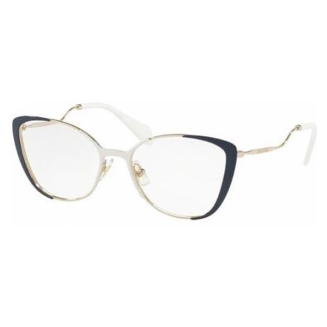 Miu Miu Eyeglasses MU51QV VYE1O1