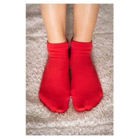 Barefoot Socks - Low-Cut - Red 43-46