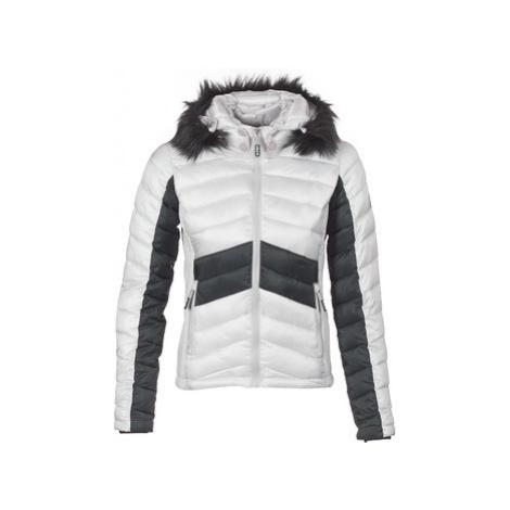 Superdry OFFSHORE LUXE CHEVRON FUJI women's Jacket in Black