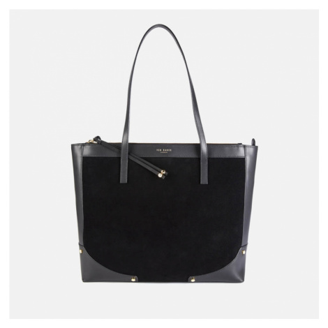 Ted Baker Women's Arriah Folded Corner Detail Shopper - Black