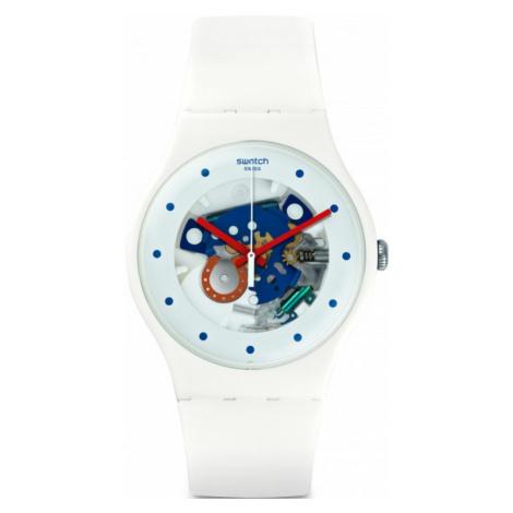 Unisex Swatch New Gent -Horseshoe Watch SUOW129