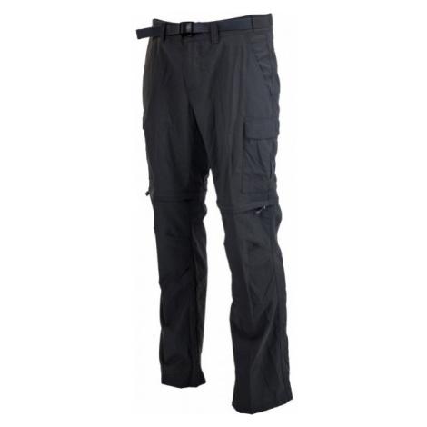 Columbia CASCADE EXPLORER CONVERTIBLE PANT dark gray - Men's pants