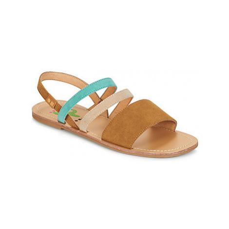 Coolway MASTI women's Sandals in Brown