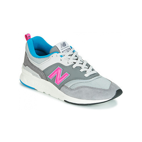 New Balance CM997 men's Shoes (Trainers) in Grey