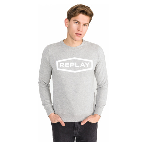 Replay Sweatshirt Grey