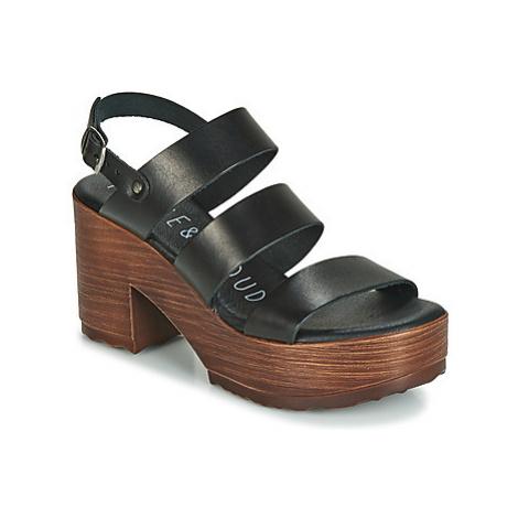 Musse Cloud FISSY women's Sandals in Black Musse & Cloud