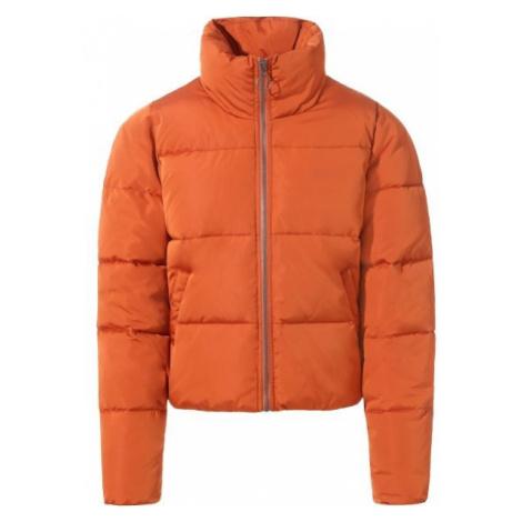 Vans WM FOUNDRY PUFFER orange - Women's winter jacket