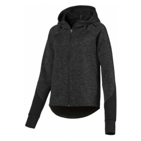 Puma EVOSTRIPE FZ black - Women's sweatshirt