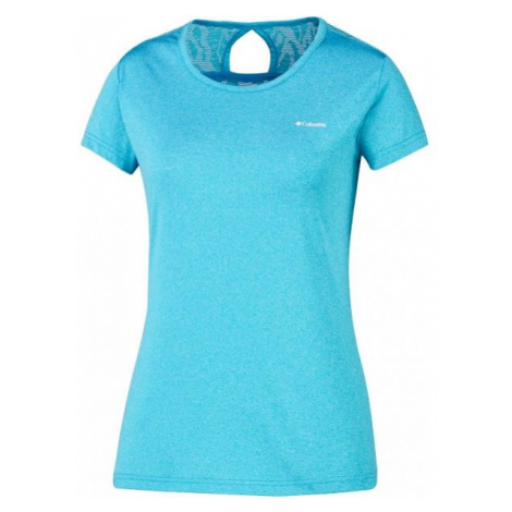 Women's sports T-shirts and tank tops Columbia