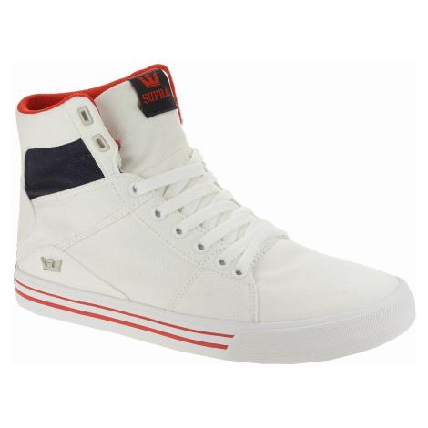 shoes Supra Aluminum - Navy/Star/White