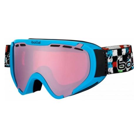 Bolle EXPLORER SHINY BLUE blue - Ski goggles