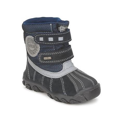 Primigi ROCHA-E-GTX girls's Children's Snow boots in Blue