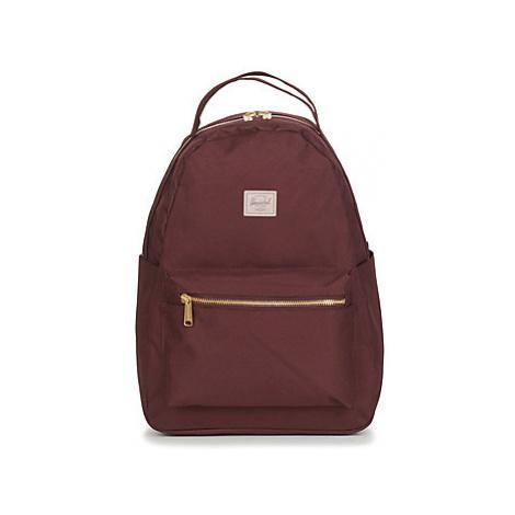 Herschel NOVA MID-VOLUME women's Backpack in Bordeaux