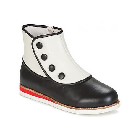 Lola Ramona CECILIA women's High Boots in Black