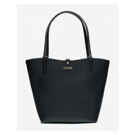 Guess Alby Handbag Black Pink