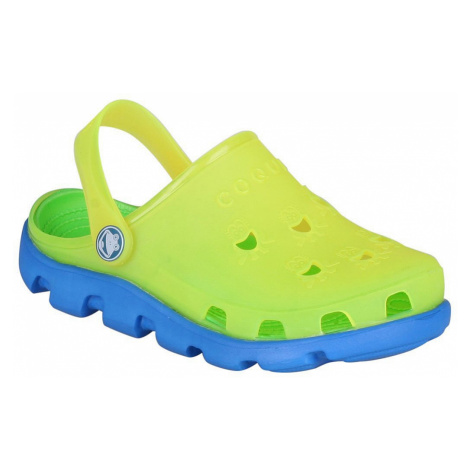 Coqui A5921/Frogy Shoes - Lime