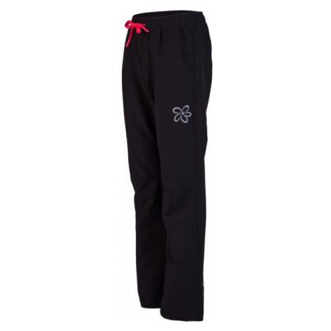 Lewro RIKU dark gray - Children's outdoor pants