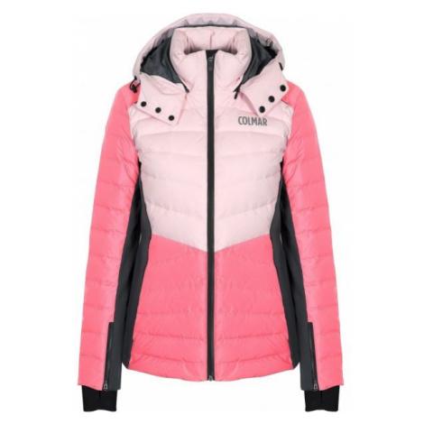 Colmar L.DOWN SKI JACKET pink - Women's jacket