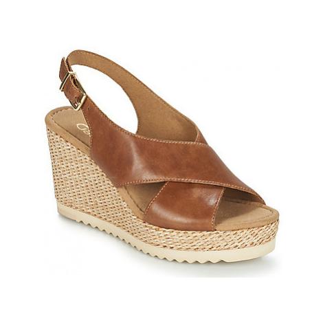 Gabor PAULETINO women's Sandals in Brown