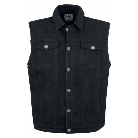 Black Premium by EMP - Life Of An Easy Rider - Waistcoat - black