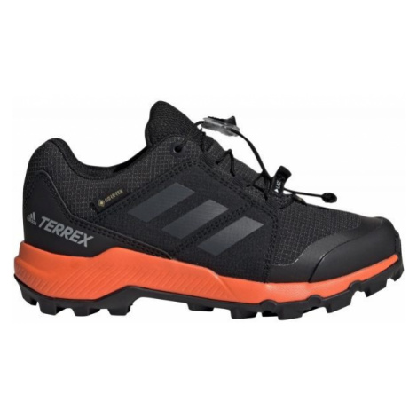 adidas TERREX GTX K black - Kids' outdoor shoes
