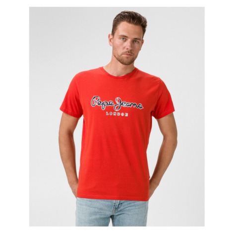 Pepe Jeans Merton T-shirt Red