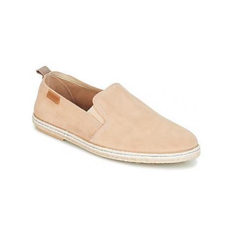 Pataugas EDOUARD-CAMEL men's Slip-ons (Shoes) in Beige