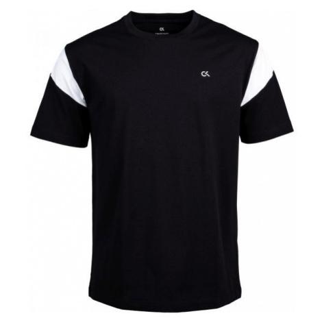 Calvin Klein SHORT SLEEVE T-SHIRT black - Men's T-Shirt