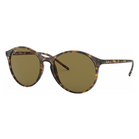 Ray-Ban Rb4371 Women Sunglasses Lenses: Brown, Frame: Tortoise - RB4371 710/73 55-18