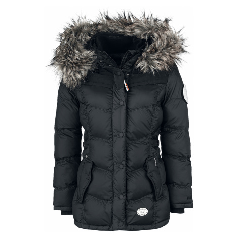 Khujo - Winsen 3 - Girls jacket - black