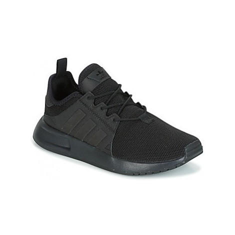 Adidas X_PLR girls's Children's Shoes (Trainers) in Black