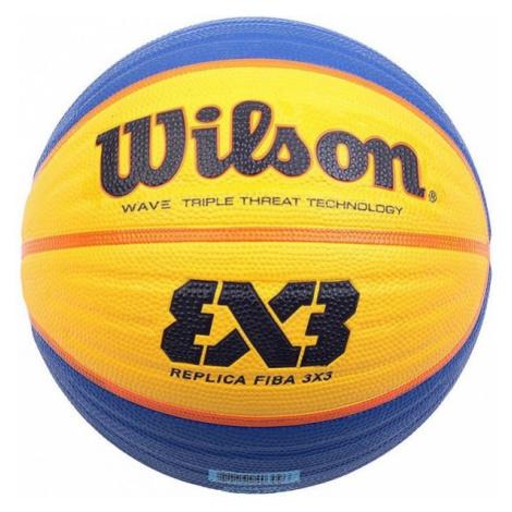 Wilson FIBA 3X3 REPLICA RBR - Basketball ball