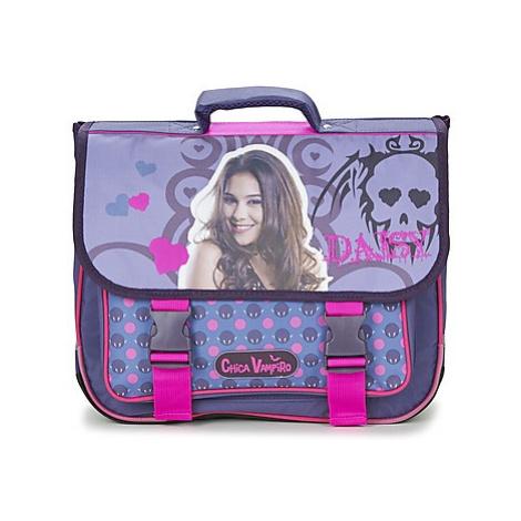 Purple girls' accessories