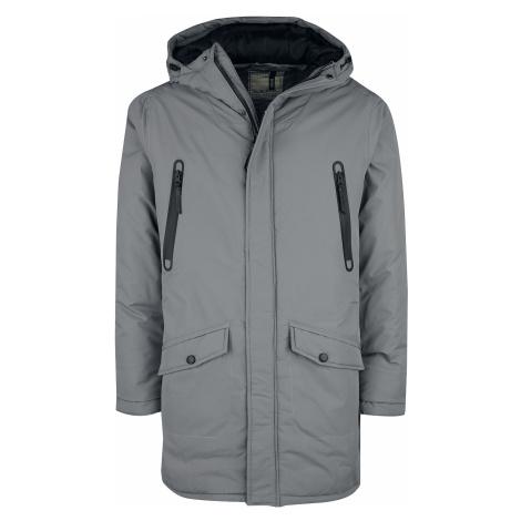 Sublevel - Flappockets - Coat - grey
