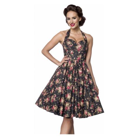Belsira - Corset Dress - Dress - black