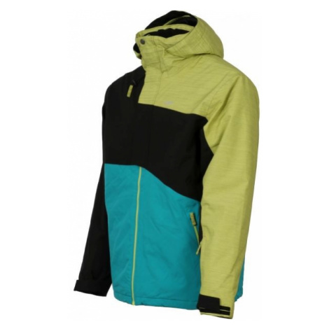 ALPINE PRO PHYT 2 black - Men's ski jacket