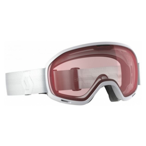 Scott UNLIMITED II OTG white - Ski goggles for prescription glasses