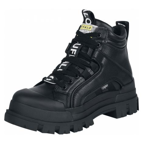 Buffalo - Aspha Mid - Sneakers - black