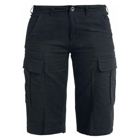 Brandit Havannah Vintage Shorts Shorts black