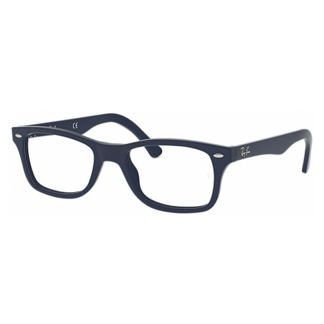 Ray-Ban Rb5228 Unisex Optical Lenses: Multicolor, Frame: Blue - RB5228 5583 53-17