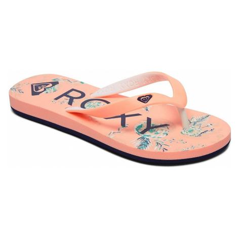 flip flops Roxy RG Tahiti VI - PCR/Peach Cream - girl´s