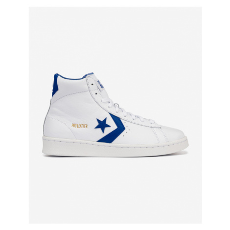 Converse Pro Leather Hi Sneakers White
