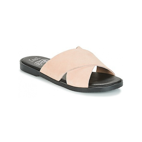 Coolway ANDREA women's Mules / Casual Shoes in Pink