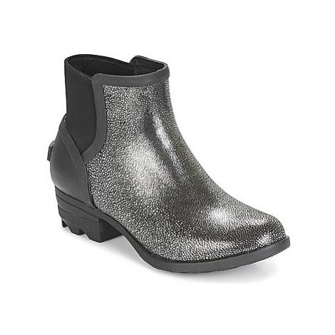 Sorel JANEY CHELSEA women's Mid Boots in Black