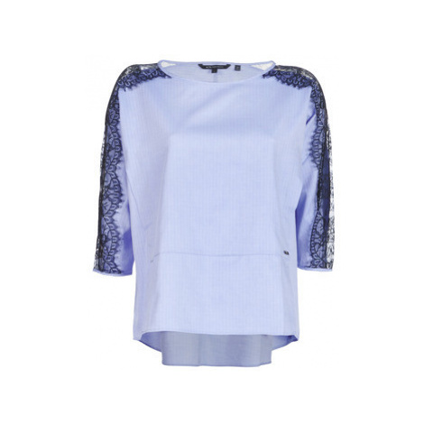 Armani Exchange HELBORI women's Blouse in Blue